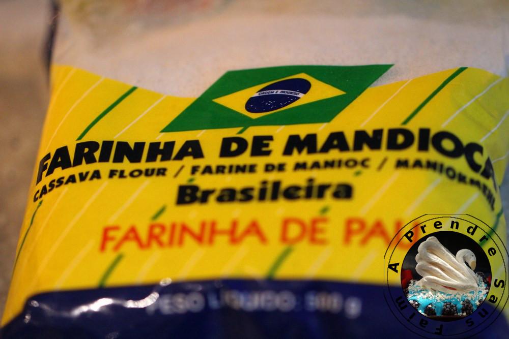 Farofa brésilienne