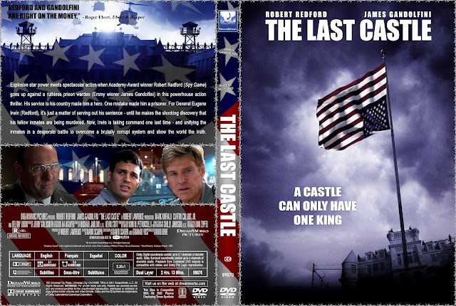 The Last Castle DVD Cover
