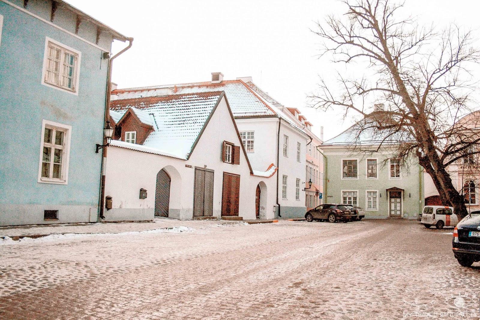 My Travel Background : Escale à Tallinn en Estonie, la perle de la Mer Baltique - Toompea