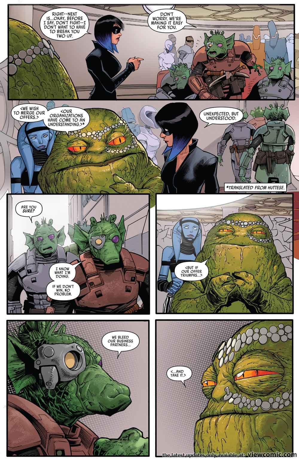 Star War – Doctor Aphra 010 (2017)  | Vietcomic.net reading comics online for free