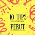 10 Tips Kempiskan Perut