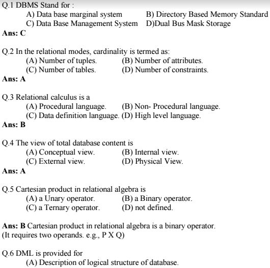 C Language Questions And Answers Pdf