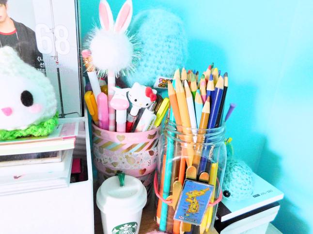 7 Things On My Desk