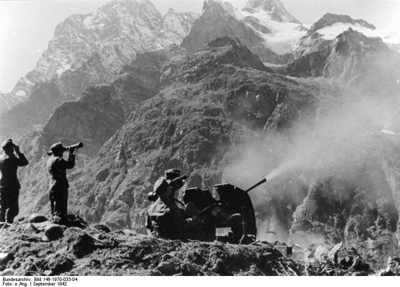 German field marshals worldwartwo.filminspector.com German mountain troops Caucasus mountains