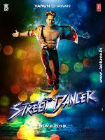 Street Dancer [3D] First Look Poster 2