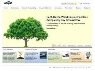 Earth Day at Cargill