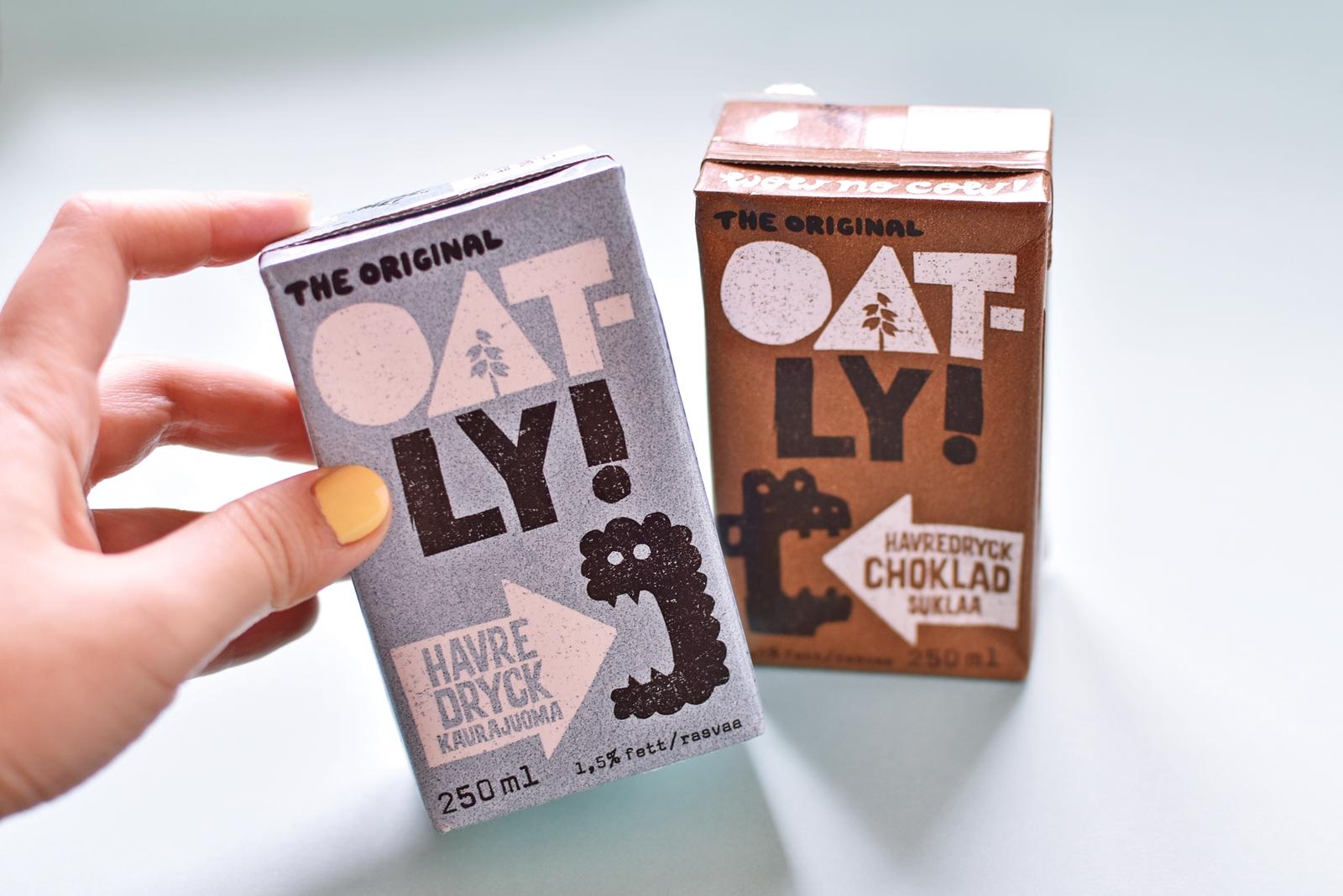 《早餐女皇之日常》: [香港素食] 純素飲品選擇多!認識你的植物奶和在哪裡買得到
