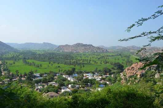 A Tour of Historic Anegundi - A Photo Essay