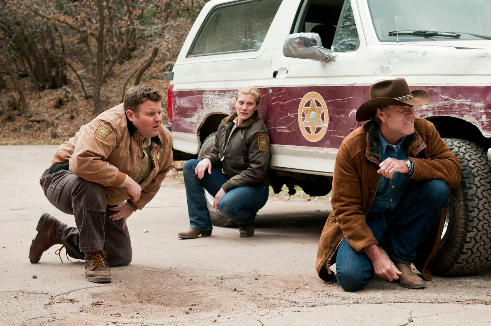 'Longmire': seasons 1 and 2 coming to DVD/Blu-ray