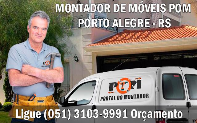 Montagem de Móveis Porto Alegre RS (051) 3103-9991