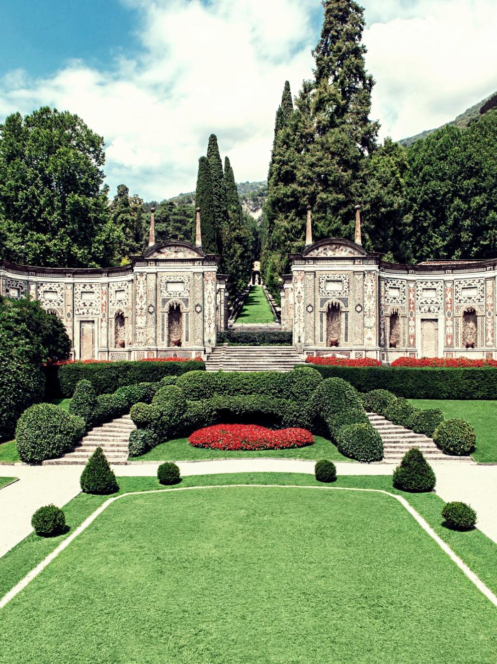 Comer See: Villa d'Este