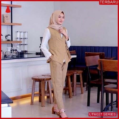 UTM027S65 Baju Sandria Muslim Set Dewasa 3in1 UTM027S65 01B | Terbaru BMGShop