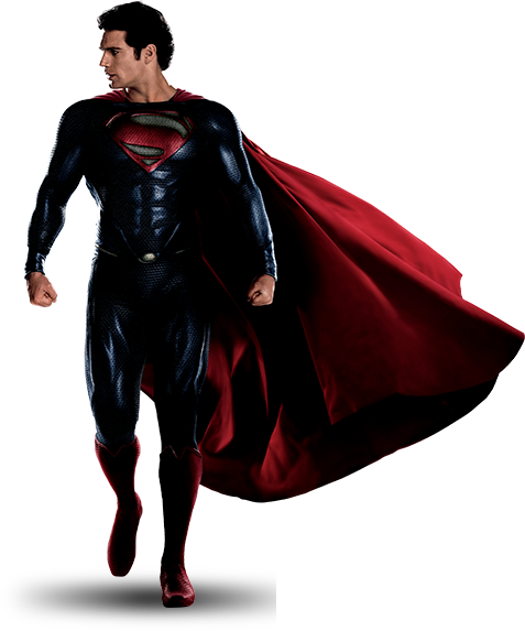 PNG Superman (Batman V Superman, Justice League, Liga Da