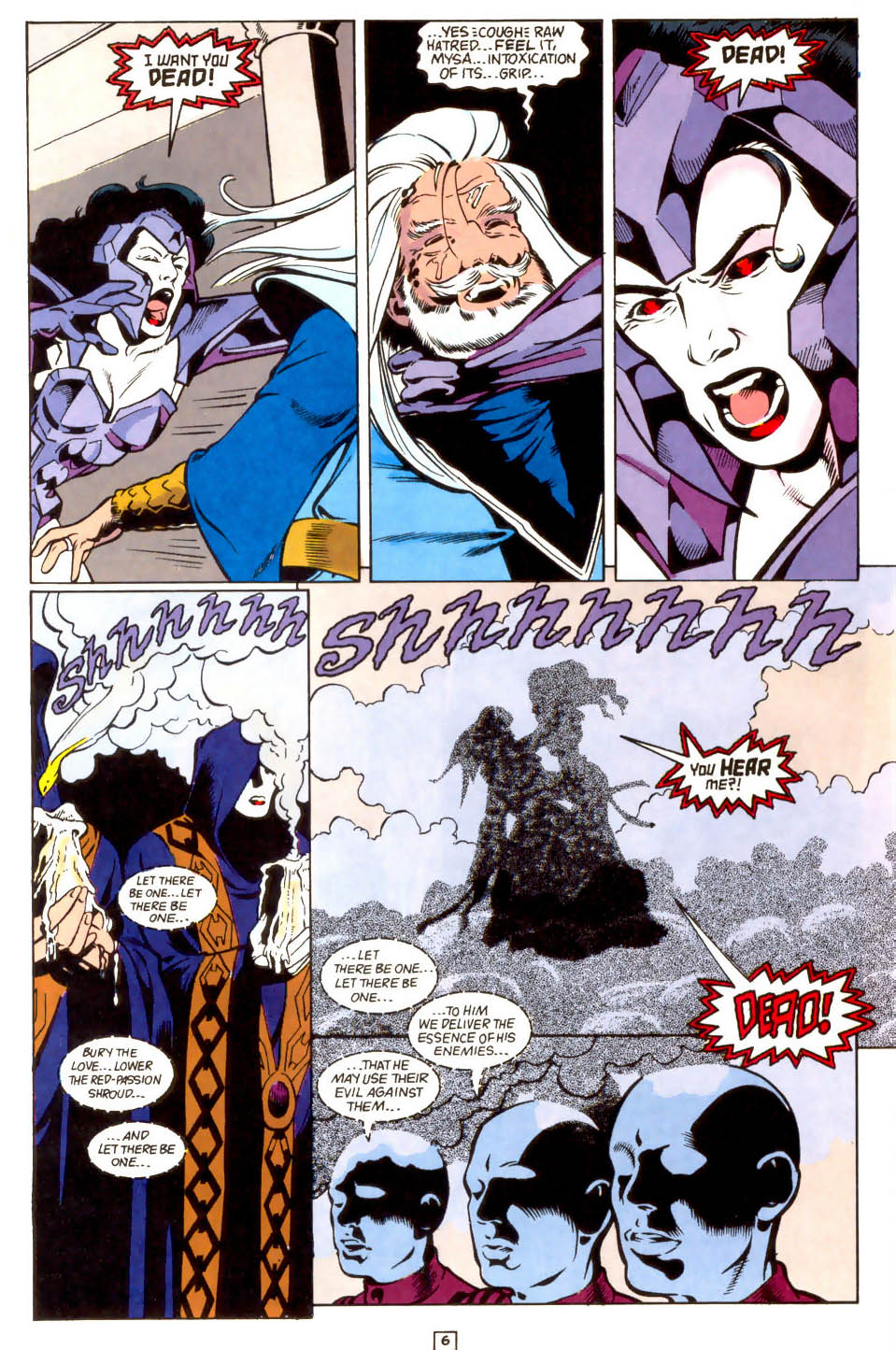 Legion of Super-Heroes (1989) 44 Page 6