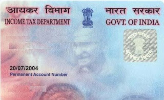 lost pan card? reissue lost pan card application form online apply