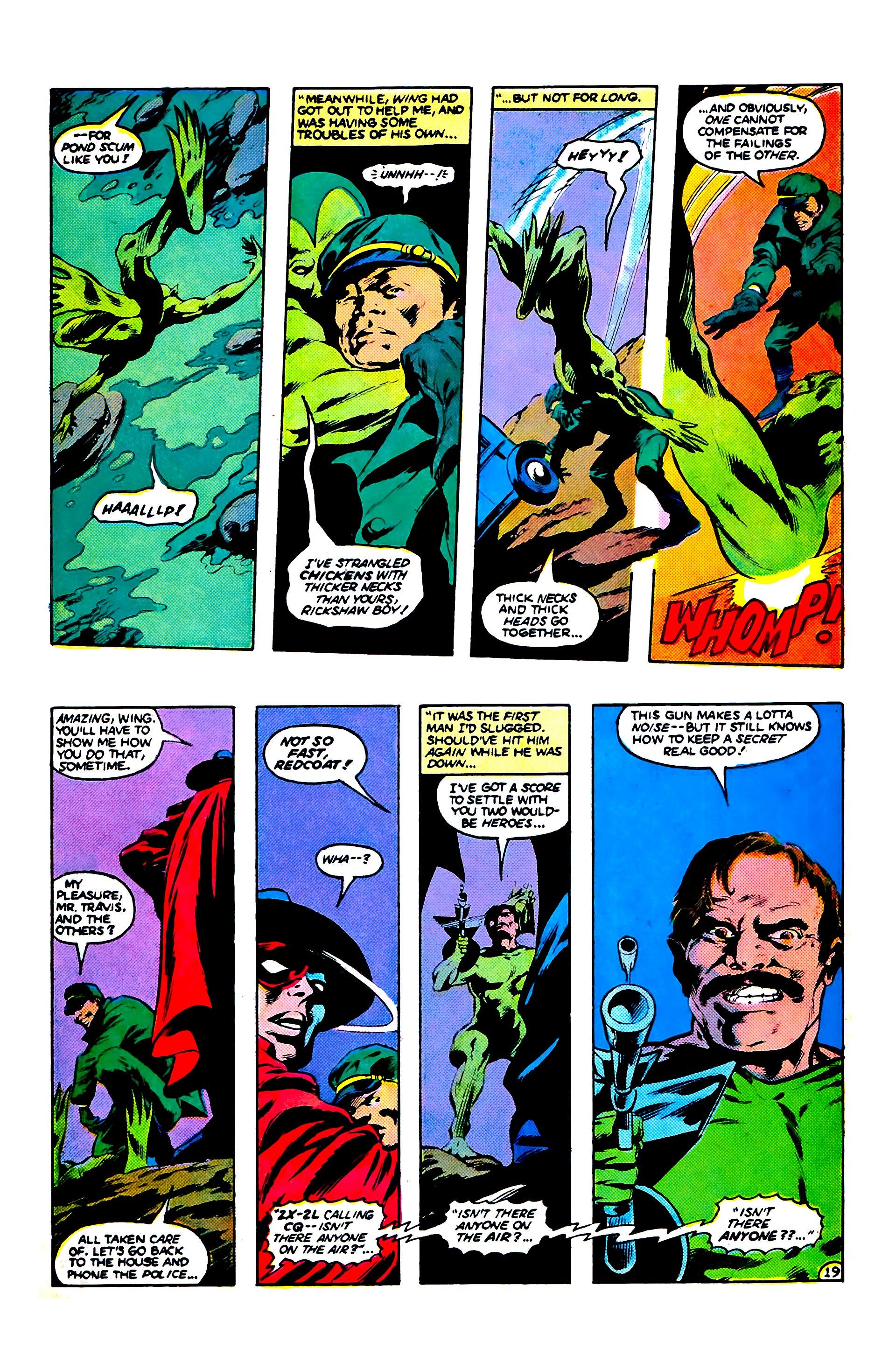 Read online Secret Origins (1986) comic -  Issue #5 - 27