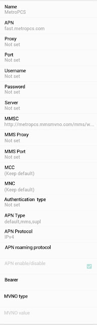 metro pcs apn iphone metropcs lte apn settings for iphone android how to 7999