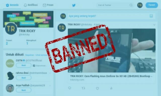 Solusi Cepat Memulihkan Akun Twitter Yang Di Suspend