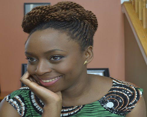 Chimamanda Adichie bags award in UK