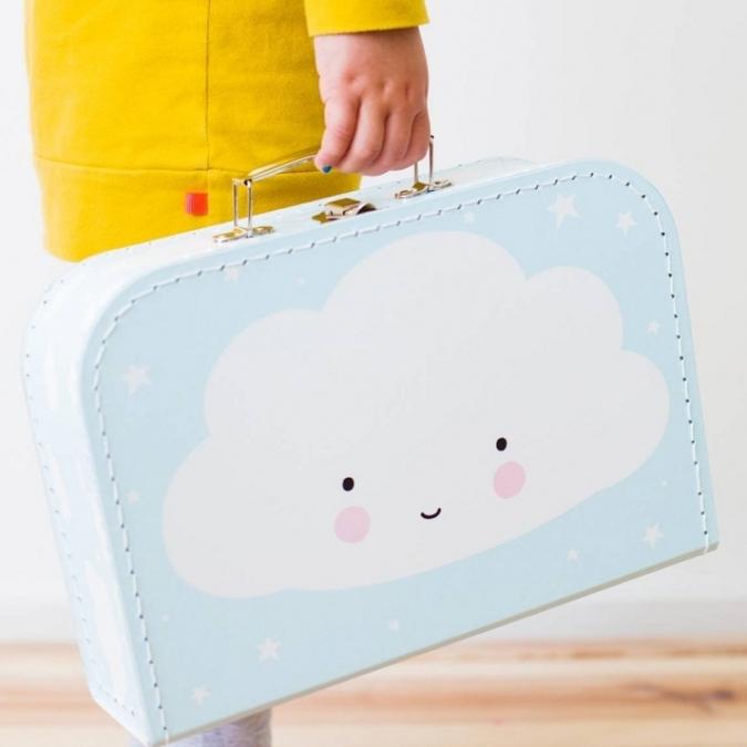 que regalar a un recién nacido - maleta infantil