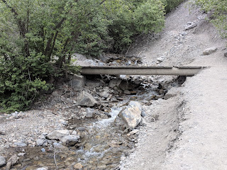 Bridge on Battle Creek Canyon Hike Pleasant Grove, Utah
