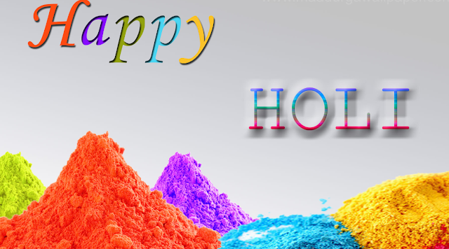 Holi images and messages in hindi