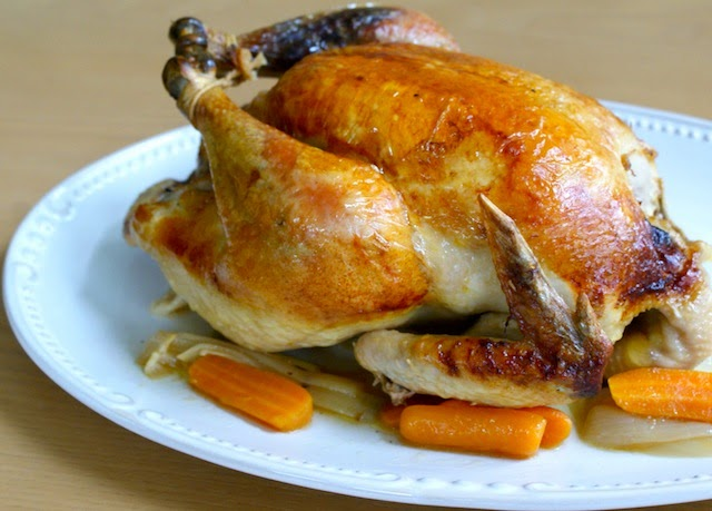 Slow-Roasted Baked Chicken Recipe
