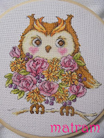owl soda cross stitch