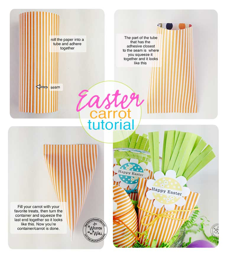 how to cut strips of carrot