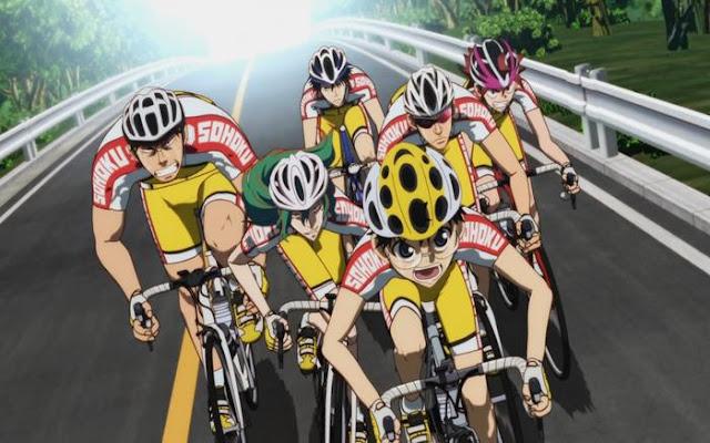 Anime Balapan Sepeda Terbaik