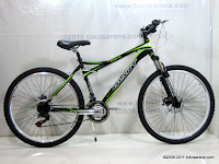 1 Sepeda Gunung Giant TRX 21 Speed Shimano Rem Cakram 26 Inci