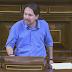 Discurso íntegro de Pablo Iglesias en la sesión de investidura de Rajoy