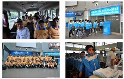 Cần tuyển 100 lao động phổ thông đi XKLĐ Đài Loan