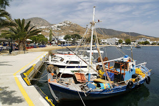 Serifos Yacht Charters in Greece