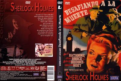 Sherlock Holmes desafía a la muerte (1943)