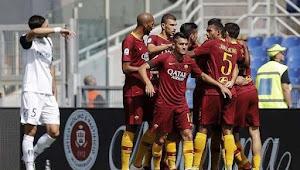 Prediksi Skor Parma vs AS Roma 29 Desember 2018