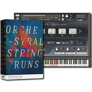 Orchestral Tools - Orchestral Strings Runs 2