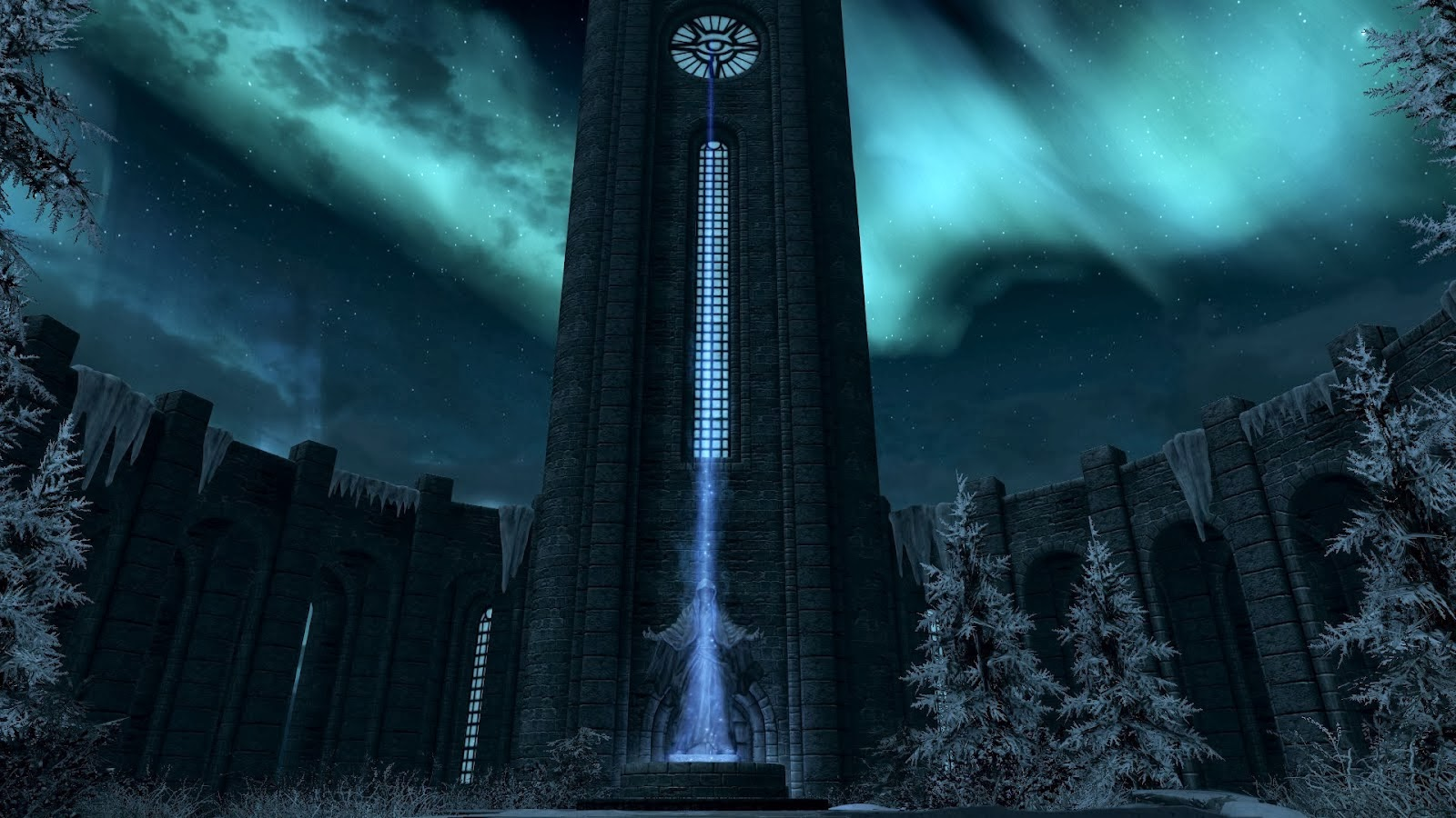 The Art of Architecture: Skyrim Architecture :: College of