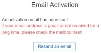 Confirmar dirección correo registro en KuCoin