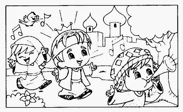 10 Melaatsen Kleurplaat Escola Dominical Infantil Atividade Para Colorir Josaf 225