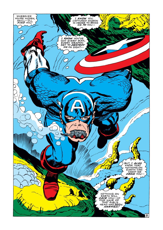 Captain America (1968) Issue #103 #17 - English 9