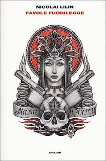 copertina Favole fuorilegge di Nicolai Lilin