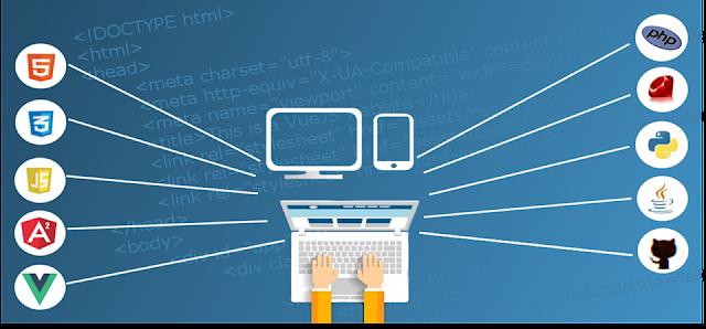 web  - Web Developer Dan Web Designer, Apa Perbedanya ?