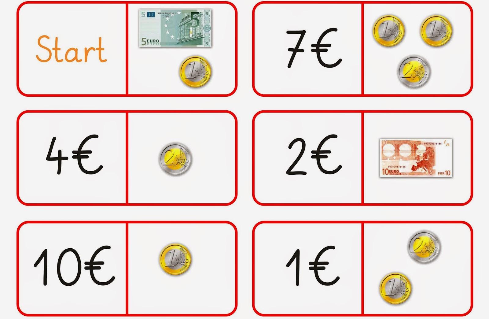 Lernstübchen: Stationskarten zum Geld (Fortsetzung)