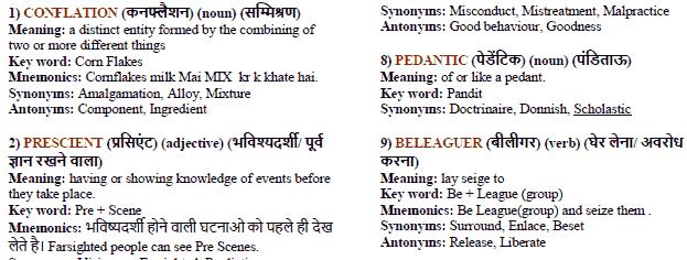 The hindu vocabulary telegram channel. video telegram channel.