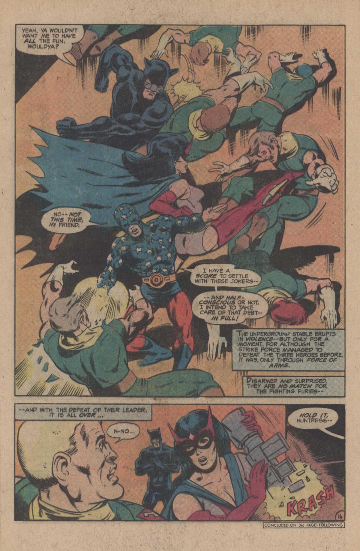 Read online All-Star Comics comic -  Issue #71 - 28