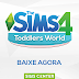 The Sims 4 Toddlers World disponível para download