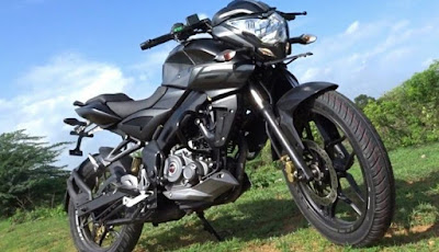 New 2017 Bajaj Pulsar NS 160 picture hd