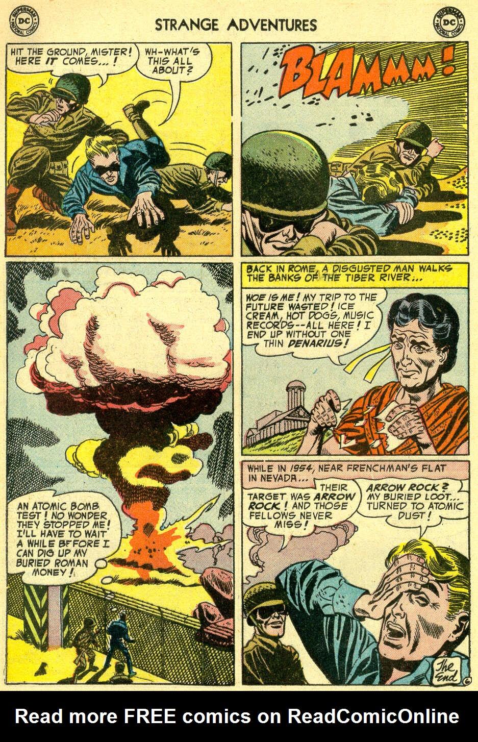 Strange Adventures (1950) issue 44 - Page 16