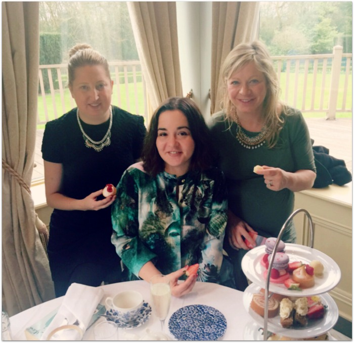 Killashee House Hotel and Spa Afternoon Tea
